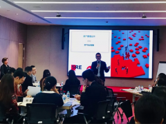 "SRE provides Xuhui Group with a three-day training course on ""Investment, Finance, Management and R"